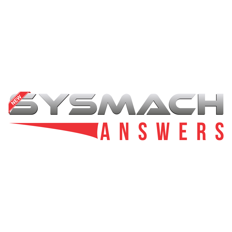 Sysmach Answers