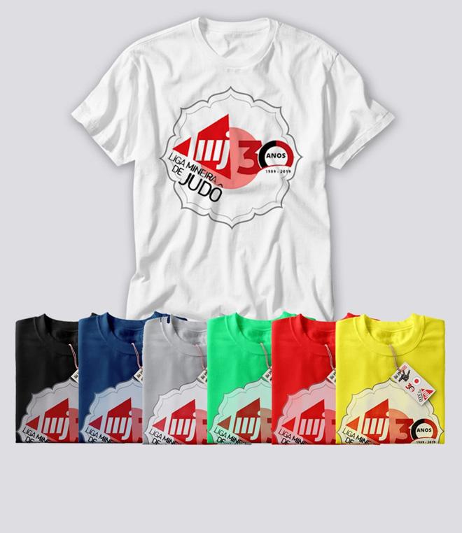 Camisa 30 aniversário LMJ